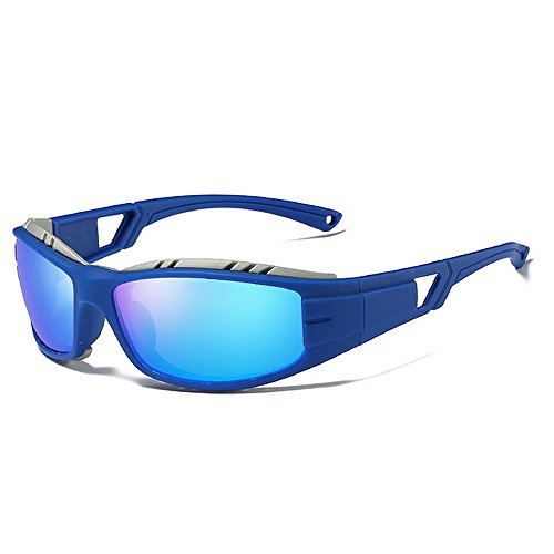 Montar Azul De De A Prueba Sol LBY Hombre Gafas Gafas Viento De Gafas De Orange Sol Gafas Sol Sol De Polarizadas Color Gafas para de SZE4q