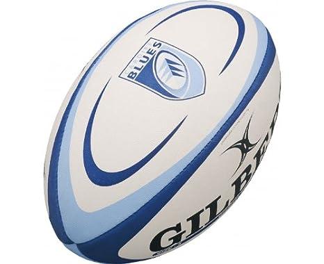 GILBERT-Mini balón de Rugby de réplica de la selección de Cardiff ...