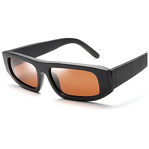 de Madera Madera para a Brown Artesanal de bambú Hombre Diseño de Sombras Hecho de Yxsd único SunglassesMAN Color a Hombre Gray Sol Hecho Gafas UV400 Mano Brazo Mano para Retro OU7xFnqH