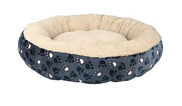 Trixie Tammy Perro Cama, 50 cm, Azul/Beige: Amazon.es: Productos para mascotas