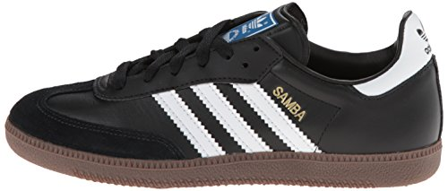 Adidas Herren Samba Core Schwarz Schuhe Turnschuhe schwarz / weiß