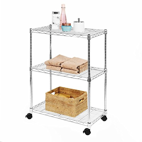 ier UltraZinc Shelving Cart, 13