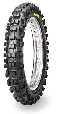 Maxxis M7312 Rear 110/90-19 Maxxcross Soft/intermediate Motorcycle Tire