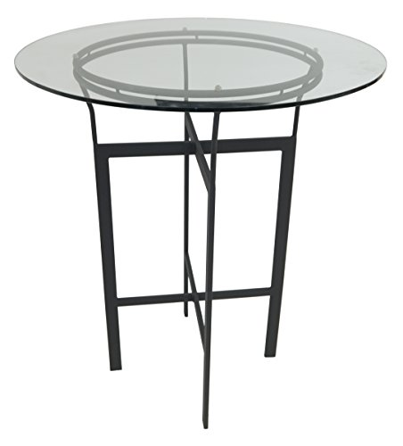 impacterra-a73-bar-table-40-matte-black-clear-glass