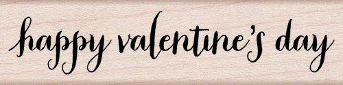 Hero-Arts-Happy-Valentines-Script-Woodblock-Rubber-Stamp
