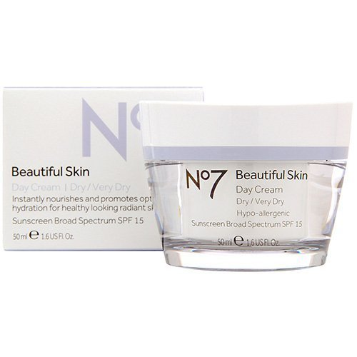 BOOTS No7 Beautiful Skin Day Cream - Dry / Very Dry, 1.6 fl oz