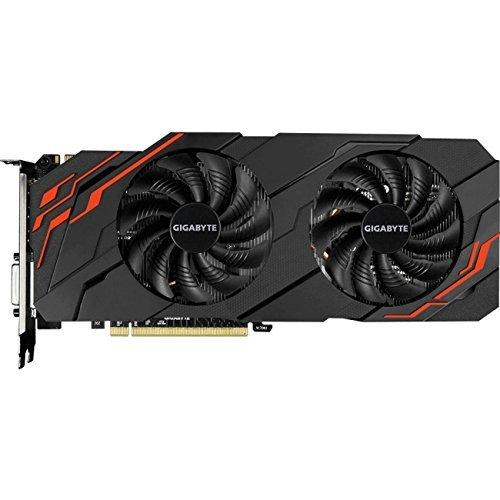 Gigabyte GeForce GTX 1070 WINDFORCE OC 8G REV2.0 Graphic Cards (GV-N1070WF2OC-8GD REV2.0) by Gigabyte (Image #3)