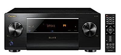 Pioneer SC-LX501 Elite 7.2 Channel D3 Network AV Receiver, Black