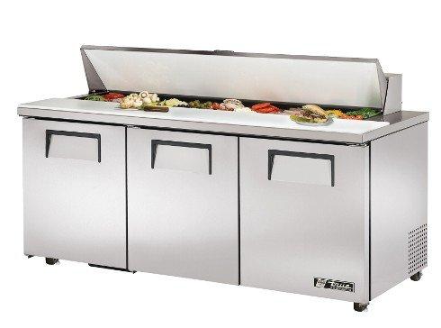 True ADA Compliant 19 Cu Ft Sandwich/Salad Unit w/ 18 Pans