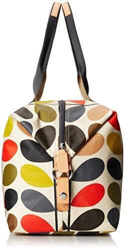 99d425403ecb ETC by Orla Kiely Women s Classic Multi Stem Zip Holdall Top Handle  Handbag