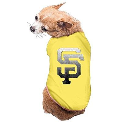Kamifa San Francisco 2 Puppy Shirt Yellow