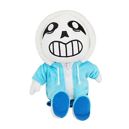 YOYOTOY 4Pcs Undertale Plush Toys Undertale Papyrus Asriel Toriel Stuffed Plush Toys Doll for Kids Children Gifts Holiday Must Haves Gift Tags The Favourite Comic Superhero Classroom Unboxing Toys by YOYOTOY