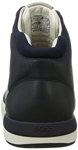 Blue Boss Sneakers WS Bleu Orange 01 Homme Dark hito 10198927 Basses Stillnes rZP4Yr