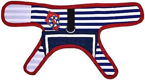 Perro Camisa Ropa Fashion Contraste Color Rayas Mariners diseño ...