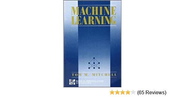Machine Learning Tom M Mitchell Pdf