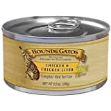 Hound & Gatos Grain Free Chicken Canned Cat Food - 5.5 oz (24 can case)