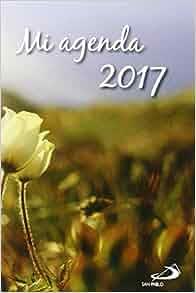 Mi agenda 2017: funda transparente: Equipo San Pablo ...