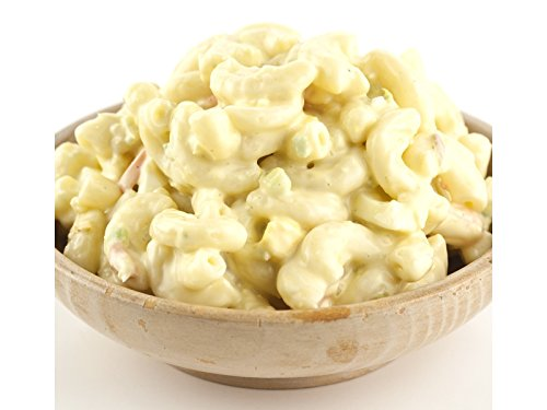 Natural Amish Macaroni Salad Mix  No MSG  One Pound