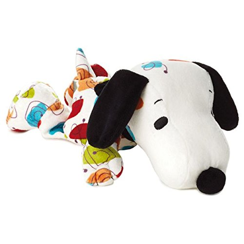 Hallmark Retro Snoopy Peanuts Stuffed Animal PAJ1180