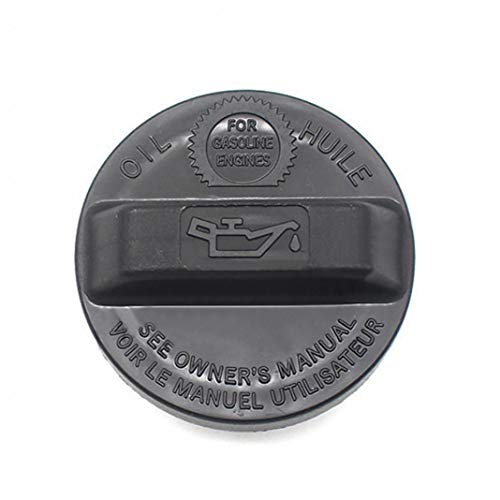 YUSHHO56T Engine Oil Tank Lid External Modified Lid Cover 15610-P5G-000 Auto Car Engine Oil Fuel Filler Tank Cover Lid for Honda Acura (Cars External Engine Components)