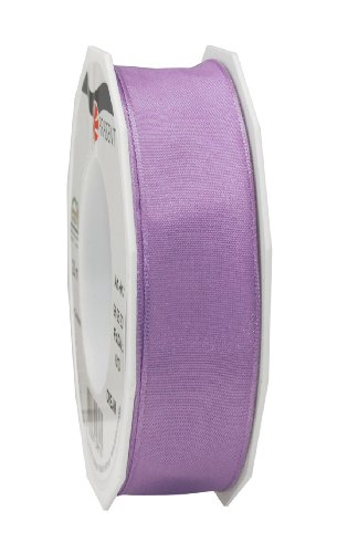 Prasent 25 mm Wired Dream Ribbon, Parma Jelly