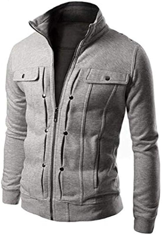 Męska kardigan Nner, ciepły płaszcz membranowy open kurtka płaszcz zimowy Knit kurtka z dzianiny, Lapel wygodny rozmiar sweter blazer A09 ubranie: Odzież