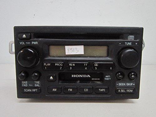 96 97 98 99 00 01 02 03 04 05 06 HONDA ACCORD CRV CR-V CIVIC RADIO CD CASSETTE PLAYER