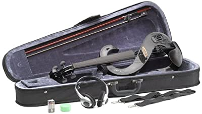 Stagg EVN BK Silent Violin Set