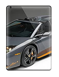 Hot Snap-on Lamborghini Murcielago Lp 650 4 Roadster Hard Cover Case/ Protective Case For Ipad Air