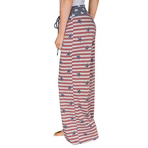Harem Baggy Sportivi Danza Hip Pantalone Leggins Boho Yoga Estivo Con Leg Vita Trousers 15 Pigiama Wide Color Floreale Dritti Palestra Donna Pants Coulisse Per Lungo Stampa Hop Pantaloni Hippie Alta Jogging qwzYvx