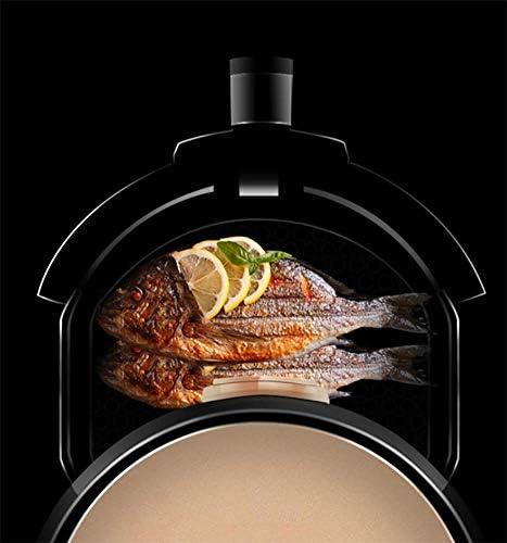 Cfbcc Air Fryer, 2.6Qt électrique à air Chaud friteuses Four Oilless Cuisinière, Préchauffez, LCD écran Tactile numérique, Antiadhésif Panier, 1400W