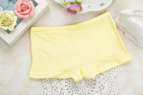 JT-Amigo Girls Boxer Briefs Underwear Pack of 4