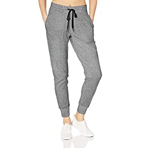 Amazon Essentials Women's Studio Terry Jogger Pant