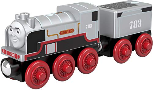 Thomas & Friends Fisher-Price Wood, Merlin The Invisible ()