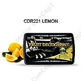 Car mate cdr22X Frutas Desodorante Refreshener pefume, Lemon