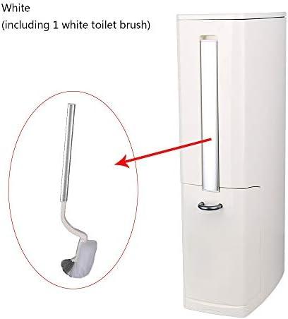 SHIHONGPING ごみ箱 トイレブラシ浴室廃ビンゴミ箱ゴミ箱缶のごみバケツごみ袋ディスペンサーで プラスチックごみ箱の設定 (Color : Show 3)