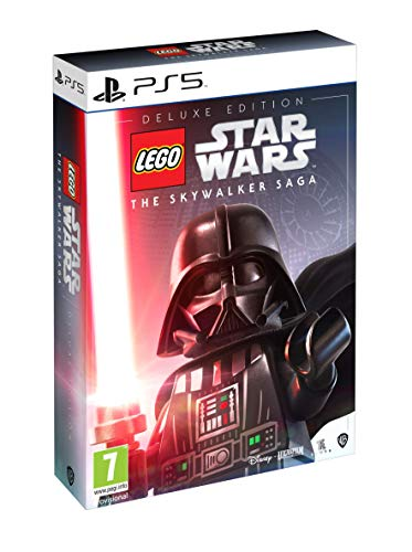 LEGO Star Wars: The Skywalker Saga Blue Milk Luke Deluxe Edition (PS5)