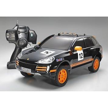 Tamiya DICKIE 57769 - XB Porsche Cayenne transsyberia: Amazon.es: Juguetes y juegos