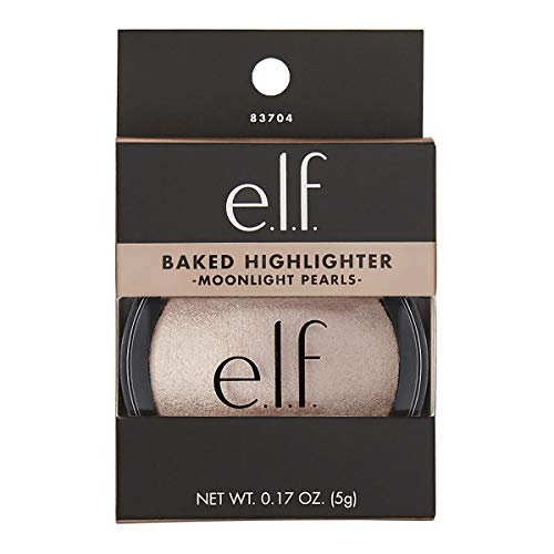 e.l.f. Baked Highlighter, Moonlight Pearl, 0.17 Ounce by e.l.f. Cosmetics (Image #5)
