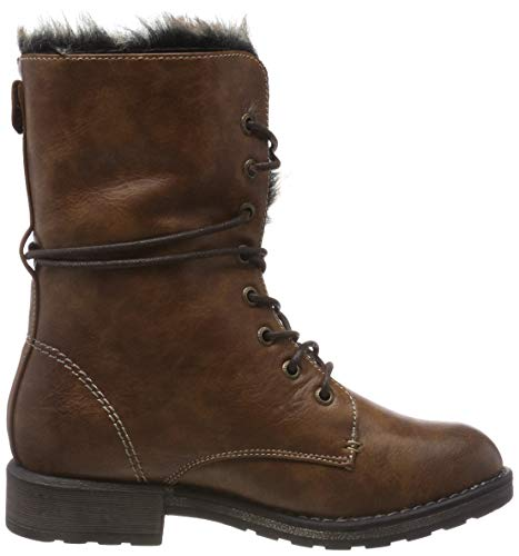 Tailor 585200730 Ankle 00205 Tom Braun Women's Boots cognac ZwznqdE
