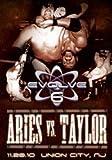 EVOLVE Wrestling 6 - Aries vs. Taylor DVD