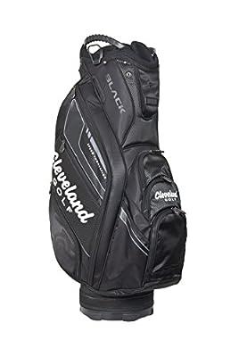 Cleveland Golf Men's 2015 Cart Bag, Black