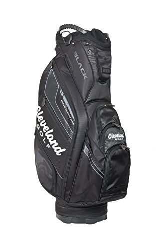 Cleveland-Golf-Mens-2015-Cart-Bag-Black