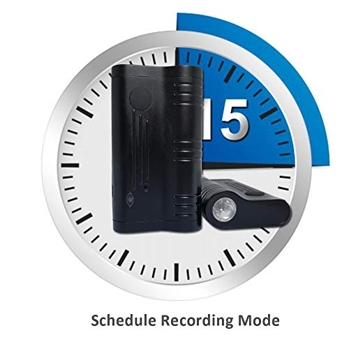 Kingneed Flashlight Digital Audio Voice Recorder Voice Activated