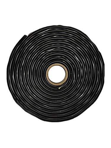 FFMT Butyl Sealant Tape,13 Ft Refit Butyl Rubber Glue Headlight Sealant Retrofit Reseal headlamps Permanence of Viscosity, Elasticity and Sealing for Car Headlamps Window Door (Headlamp Glue)