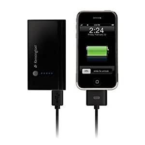 Kensington Battery Pack and Charger for iPod; iPhone 1G, 3G