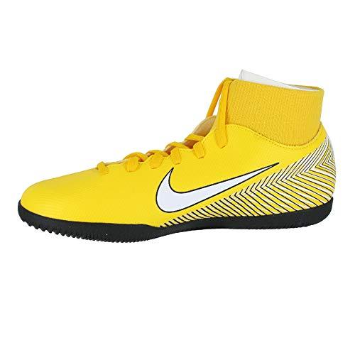 de 6 NJR Deporte Club White Nike Black Zapatillas Multicolor Superfly 710 Adulto Unisex IC Amarillo SqCwYaaFx5