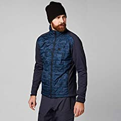 Helly Hansen Size Chart  The Helly Hansen® Lifaloft™ Hybrid Insulator Jacket is a lightweight, low profile jacket that makes for an amazing layering option so that you can tackle the peaks with confidence!  DWR Coating:Durable Water Repellen...