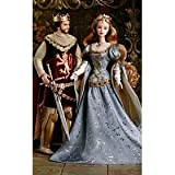 Ken and Barbie Doll As Camelot's King & Queen, Arthur and Guinevere