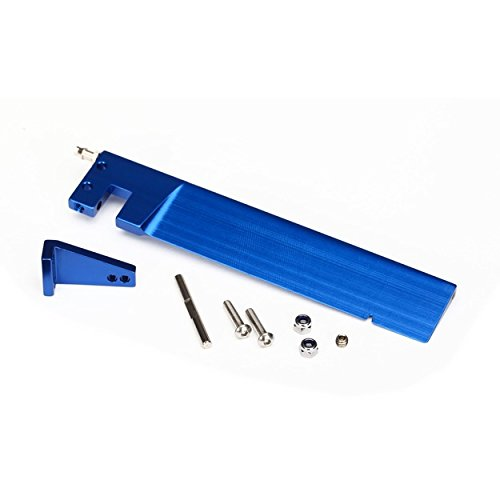 Traxxas 5779 Blue-Anodized Aluminum Rudd - Traxxas Boat Parts Shopping Results